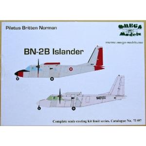 PBN BN-2B ISLANDER (MALTA, US CIVIL)