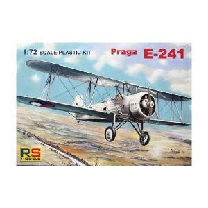 PRAGA E-241 (3 DECALS VERSIONS)