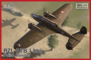 PZL.37B I Los