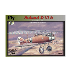 ROLAND D VIB (WITH BENZ BZ.III ENGINE)
