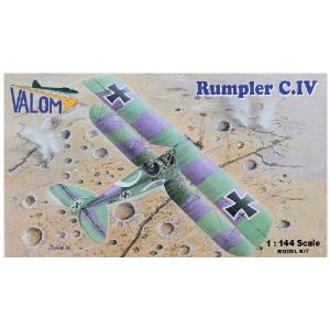 RUMPLER C.IV