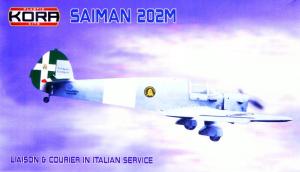Saiman 202M Liaison & Courier Italian Service