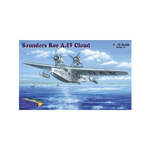 SAUNDERS ROE A.19 CLOUD