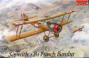 SOPWITH 1.B1 FRENCH BOMBE