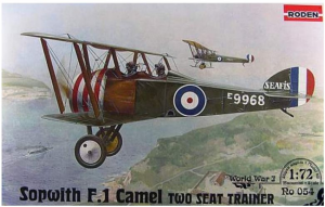 SOPWITH F.1 CAMEL TWO SEA