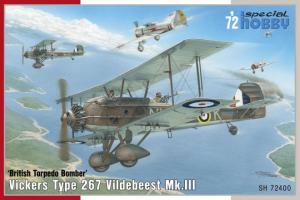 Vickers Type 267 Vildebeest Mk.III