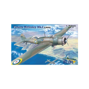 VICKERS WELLESLEY TYPE 292