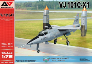 VJ 101C-X1