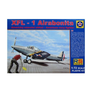 XFL-1 AIRABONITA (AMERICAN NAVY FIGHTER)