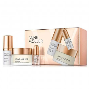 Anne Möller Rosage Extra Rich Repairing + Cream SPF15 50ml Set 3 Parti 2019