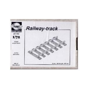RAILWAY TRACK (3 PCS)