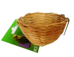 Nido Per Canarini in Bamboo