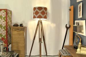 Lampada vintage anni '40
