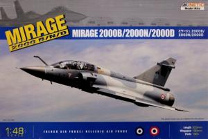 MIRAGE 2000B/2000D/2000N