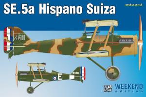 SE.5a Hispano Suiza (Weekend Edition)