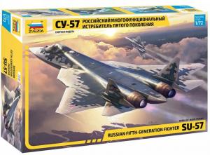 SU-57 Sukhoi