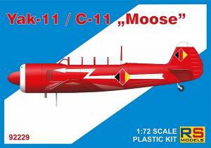 Yak-11 / C-11