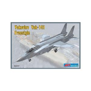 YAK-141 'FREESTYLE' SOVIET VTOL