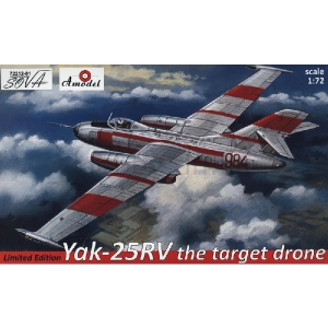 YAK-25RV-II
