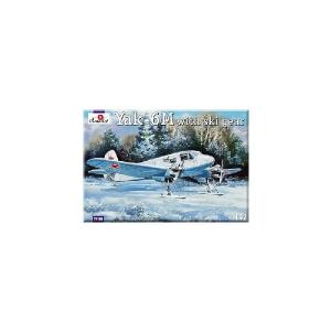 Yak-6M
