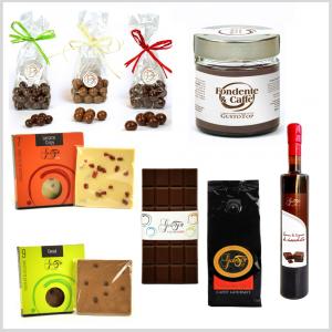 Confezione regalo grande, simpatica e gustosa idea regalo per tutte le occasioni. Idee regalo n. 1