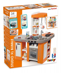 CUCINA TEFAL STUDIO BUBBLE KITCEN XL 7600311026 SIMBA NEW