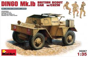 DINGO MK.IB BRITISH SCOUT