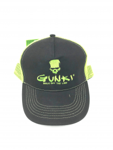 GUNKI Cappello tracker Black
