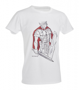 t-shirt defcon 5 con centuriore