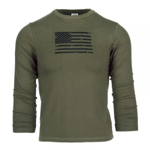T-shirt USA  a manica lunga