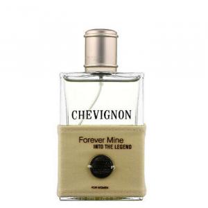 Chevignon Forever Mine Into The Legend For Women Eau De Toilette Spray 50ml