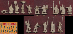 BATTLE OF CUNAXA 401 B.C.