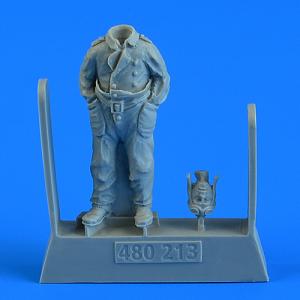 German WWI Pilot