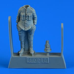 German WWII infantry (1 fig.)