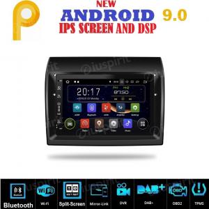 ANDROID 9.0 autoradio navigatore per Fiat Ducato Citroen Jumper Peugeot Boxer GPS WI-FI Bluetooth Mirror-Link autoradio navigatore