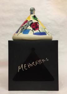 Ceramica d' Artista: K. Mehrkens per Grappa Pagura- Castions di Zoppola (PN)