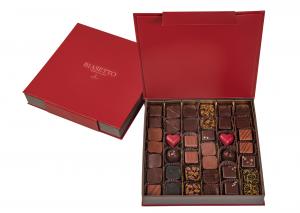 Scatola di cioccolatini assortiti 42pz
