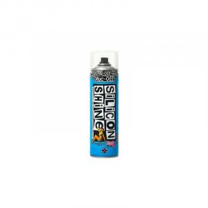 MUC-OFF  Silicone Shine Spray protettivo 500 ml