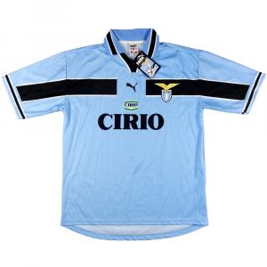 1998-00 Lazio Maglia Home XL *Nuova