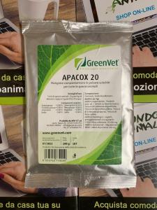 APACOX 20  100gr