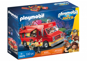 PLAYMOBIL: THE MOVIE FOOD TRUCK DI DEL 70075