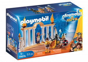 PLAYMOBIL: THE MOVIE  IMPERATORE MAXIMUS NEL COLOSSEO 70076