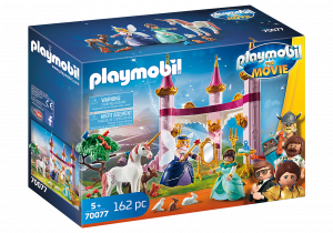 PLAYMOBIL: THE MOVIE MARLA NEL CASTELLO DELLE FAVOLE 70077