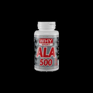 WHY SPORT Ala 500 Acido Alfa Lipoico