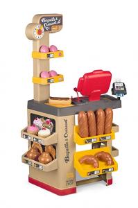Bakery con registratore di cassa Smoby adatto ai partire dei 3 anni