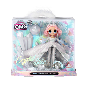 L.O.L. Surprise Top Secret Crystal Star - Winter Disco