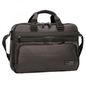 Cartella Samsonite Cityvibe 2.0 Laptop Bailhandle 15.6'' Expandable jet black