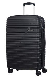 Trolley American Tourister Aeroracer spinner 68 cm nero