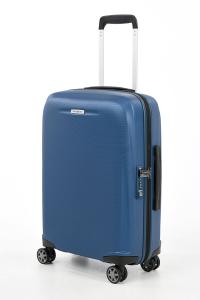 Trolley cabina 4 ruote Samsonite blu 55 cm