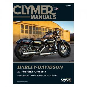 CLYMER SERVICE MANUAL 04-13 SPORTSTER